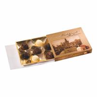 Chocolate box with 7 pralines
