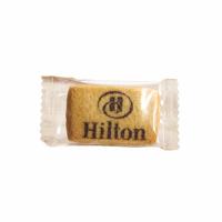 Printed biscuit single pack