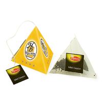 Pyramid tea bag