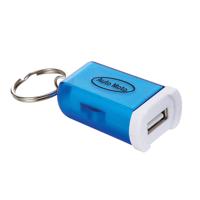 Mini Car Charger Keychain