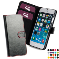 Phone Wallet with Magnetic Strap in a choice of Belluno Colours