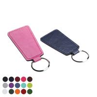 Belluno Economy Trapeze Key Fob in a choice of Belluno Colours