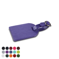 Small Bag Tag in a choice of Belluno Colours
