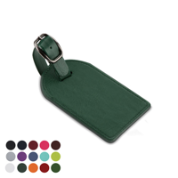 Large Bag Tag in a choice of Belluno Colours