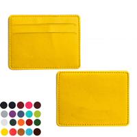 Slim Card Case in a choice of Belluno Colours