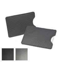 Carbon Fibre Textured Credit Card Slip Case