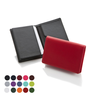Economy Business Card Dispenser in a choice of Belluno Colours