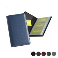 Hampton Leather Business Card Case