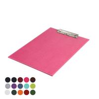 A4 Clip Boarding a choice of Belluno Colours
