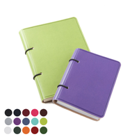 A5 Journal in a choice of Belluno Colours