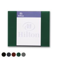 Hampton Leather A4 Desk Pad Holder