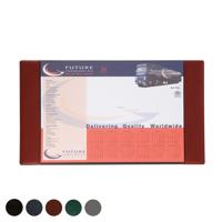 Hampton Leather A3 Desk Pad Holder