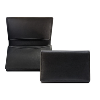Sandringham Nappa Leather Business Card Case