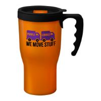 Challenger Mug Orange
