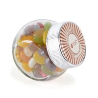 Mini Side Glass Jar