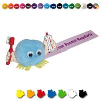 Toothpaste & Brush Logobug