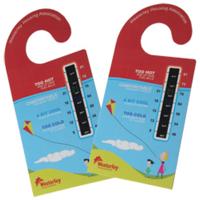 Thermometer Gauge Door Hanger