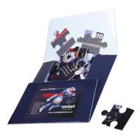 Jigsaw Mailer Carton