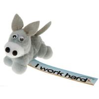 Donkey Animal Logobug