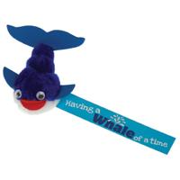 Whale Animal Logobug