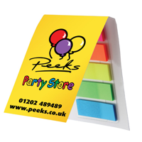 Sticky Note Pad Index Pack