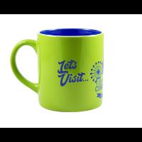 Dinky Durham Inner & Outer ColourCoat Mug