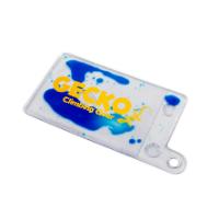Aqua Luggage Tag