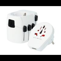 SKROSS® PRO - World & USB Adaptor & Charger