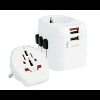 SKROSS® PRO Light USB - World Adaptor & Charger