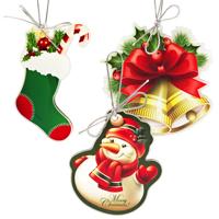 Acrylic Christmas Pendants