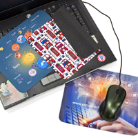 2 in 1 Screen Cleaners and Mouse Mats