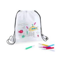 Backys Drawstring Bag