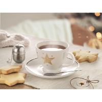 Teacup set in gift box