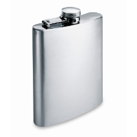 Slim hip flask