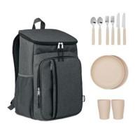 Outdoor cooler bag 600D RPET