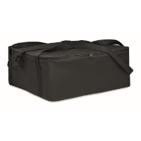 600D RPET insulated pizza bag