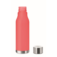 RPET bottle with S/S cap 600ml
