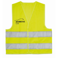 Children high visibility vest