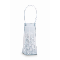 Transparent PVC cooler bag