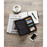Micro fibre travel wallet