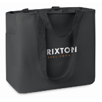 Shopping bag in 600D polyester
