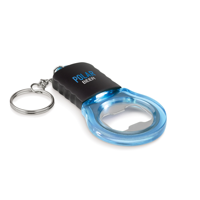 Bottle Opener Keyring With Led