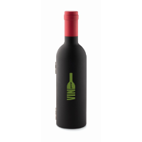 Bottle shape wine set