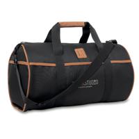 Duffel Bag In 1000D And Pu