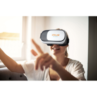 Vr Glasses With Earphones