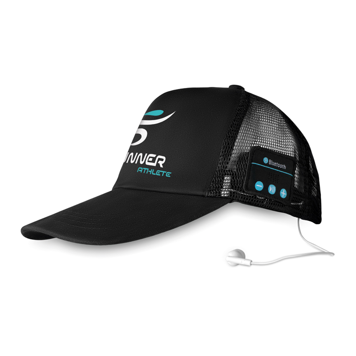 Bluetooth Cap With Earphones