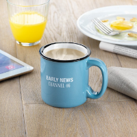 Ceramic vintage mug 240 ml