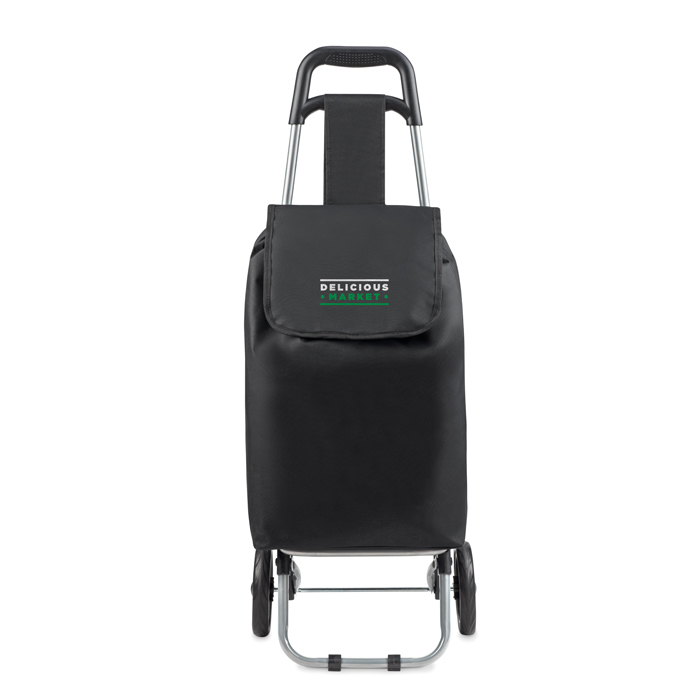 Shopping Trolley Bag In 600D
