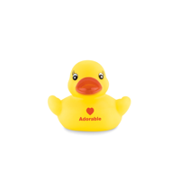 Small Pvc Floating Duck