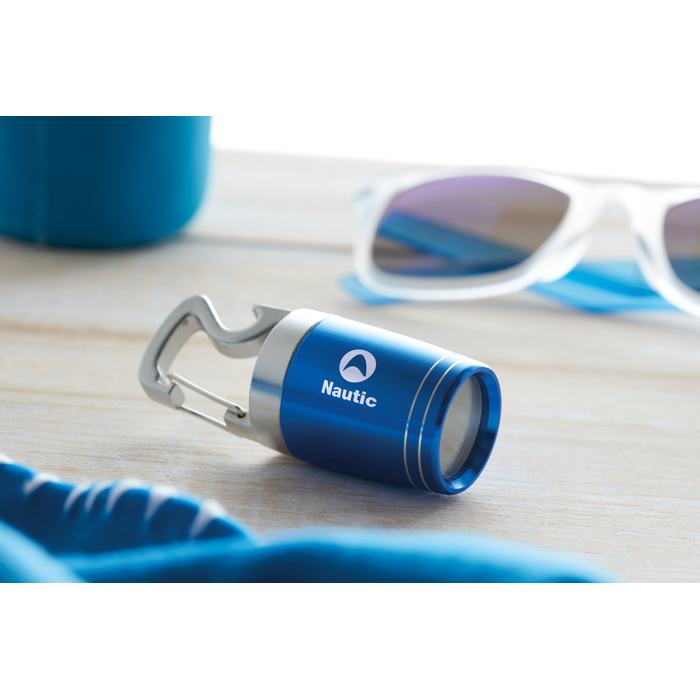 Torch With Bottle Opener